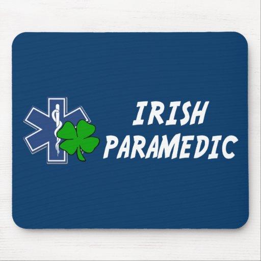 Irish Paramedic Mousepads