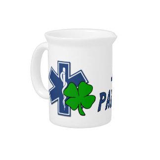 Irish Paramedics Drink Pitcher