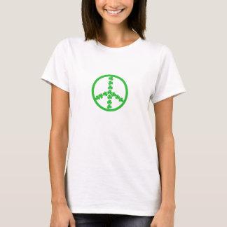 Irish peace logo sign T-Shirt