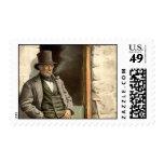 Irish Peasant Farmer Stamps
