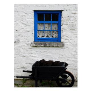 Irish Peat Postcard