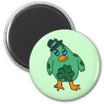 Irish Penguin Magnet