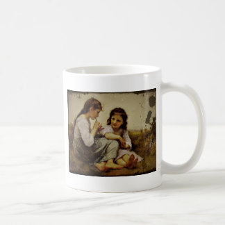 Irish Penny Whistle Girls Coffee Mug