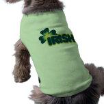 Irish Pet T Shirt