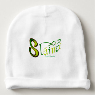 Irish Phrase image for Custom Baby Cotton Beanie