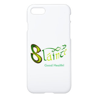 Irish Phrase image for iPhone 7 Glossy Case