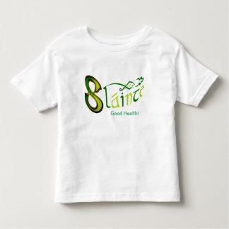 Irish Phrase image-Toddler-Jersey-T-Shirt-White Toddler T-shirt