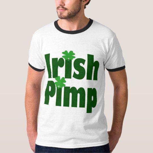 Irish Pimp funny st patricks day T-Shirt