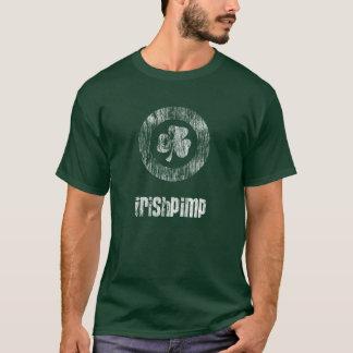 Irish Pimp Funny T-Shirt