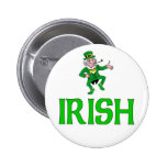 Irish Pinback Button