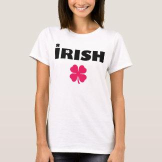 Irish pink H T-Shirt