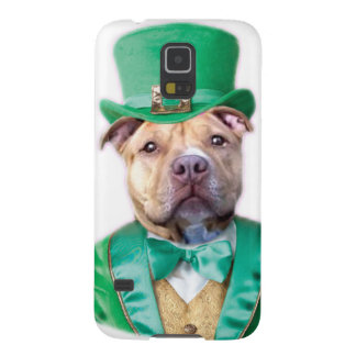 Irish Pitbull Dog Galaxy S5 Case