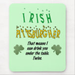 Irish Pittsburgher Mouse Pad