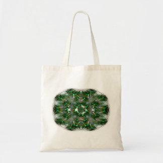 IRISH PLAID Tote Bags