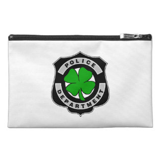 Irish Police Officers Travel Accessories Bag