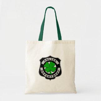 Irish Police Officers Canvas Bag