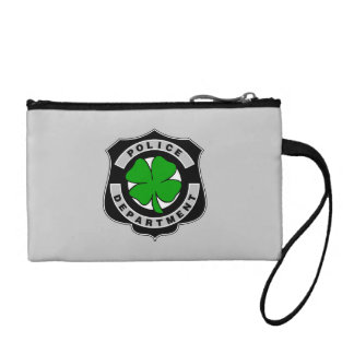 Irish Police Officers Coin Wallet