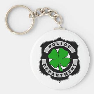 Irish Police Officers Key Chain