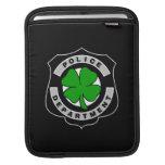 Irish Police Officers MacBook Air Sleeves