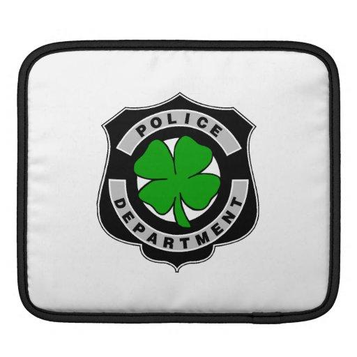 Irish Police Officers MacBook Sleeves
