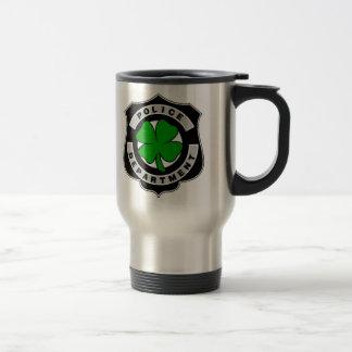 Irish Police Officers Travel Mug