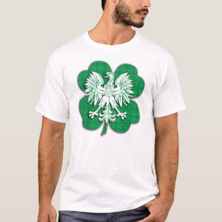 Irish Polish Heritage T Shirt