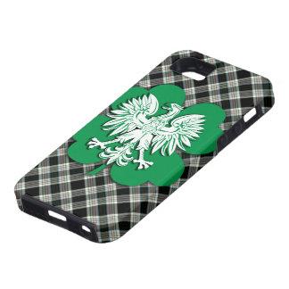 Irish Polish Plaid iPhone 5 Case