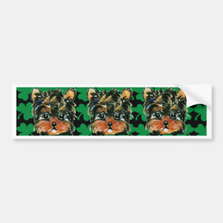 Irish Poo Bumper Sticker