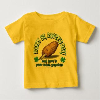 Irish Popsicle... Baby T-Shirt