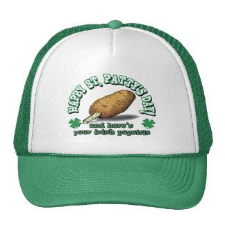 Irish Popsicle... Trucker Hat