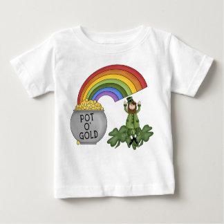 Irish Pot of Gold Baby T-Shirt