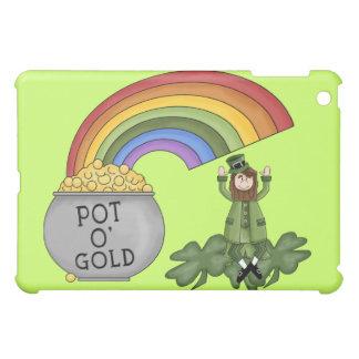 Irish Pot of Gold Cover For The iPad Mini