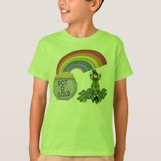 Irish Pot of Gold T-Shirt