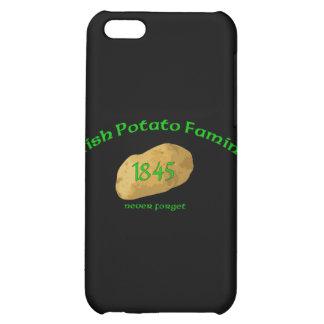 Irish Potato Famine 1845- Never Forget iPhone 5C Case