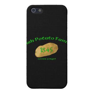 Irish Potato Famine 1845- Never Forget iPhone SE/5/5s Cover