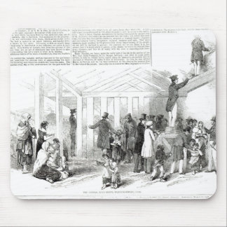 Irish Potato Famine, 1847 Mouse Pad