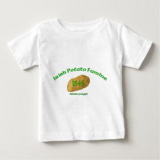 Irish Potato Famine - Never Forget! Baby T-Shirt