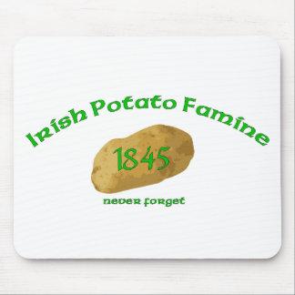 Irish Potato Famine - Never Forget! Mouse Pad