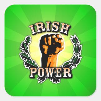 Irish Power Stickers