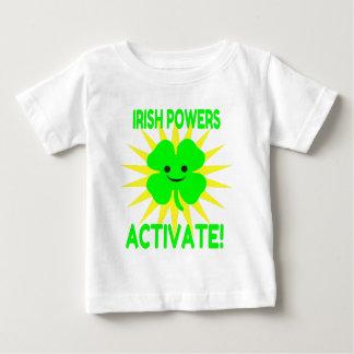 Irish Powers Activate Baby T-Shirt