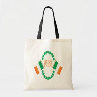 Irish Pride Canvas Bags