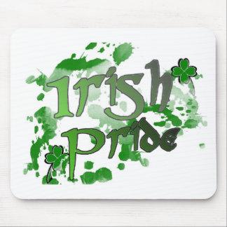 Irish Pride Bleed Green Mouse Pad