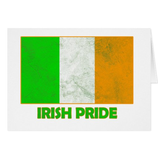 irish pride cards