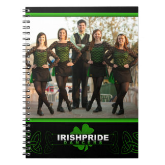 Irish Pride Dancers Notebook