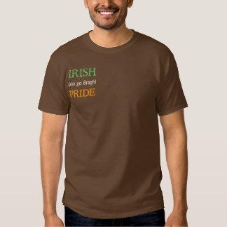 Irish Pride Embroidered Shirt 8