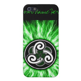 Irish Pride iPhone SE/5/5s Cover