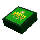 IRISH PRIDE JEWELRY BOX