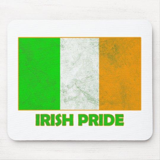 irish pride mouse pad