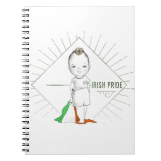 Irish Pride Notebook