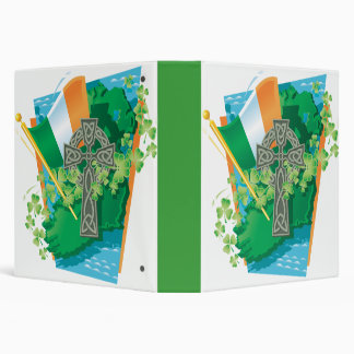 irish pride notebook binder
